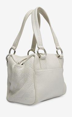 Marc Jacobs White Handbag | VAUNTE
