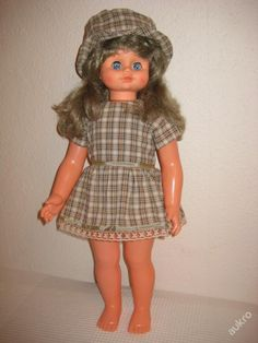 STARÁ PANENKA 60 cm Vintage, Style, Fashion, Baby Dolls, Swag, Moda, Fashion Styles, Fasion, Vintage Comics