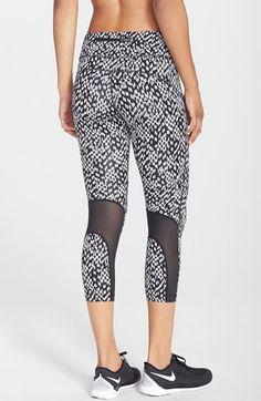 Nike 'Epic Lux' Print Dri-FIT Crop Tights | Nordstrom