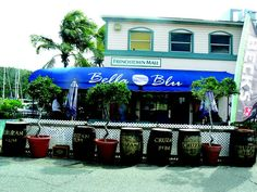 Some of the top restaurants and dining experiences in St. Thomas, U.S. Virgin Islands