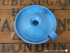 イギリス英国アンティークホーローキャンドルスタンド6302 インテリア 雑貨 家具 Antique enamel england ¥3900yen 〆04月27日