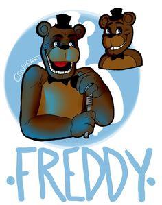 Freddy Fazbear by coulrophiliacs on deviantART