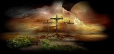 Upon the Cross of Jesus | ... crosses were set upon the middle cross was the one that held our lord