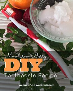 Why didn't anyone tell me how easy it is to make this natural toothpaste recipe?! My kids LOVE the taste!