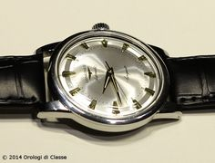 Longines Conquest Heritage 1954 2014 stainless steel