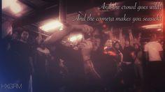 Hexagram!  #Deftones #DeftonesIndonesia #DeftonesHeads #Hexagram #ScreenCapture