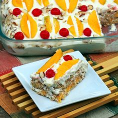 Manila Spoon: Extra Special Mango Float - your tastebuds will transport you to paradise! Quick, easy and delicious!!!
