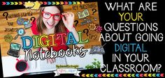 Are you interested in going digital in your classroom? This blog post will take you through 15 questions and answers to help you get started!