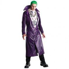 Disfraz de Joker Suicide Squad para hombre #disfraces #carnaval #novedades2017