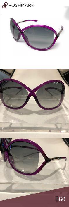 1ba89b561e11 Tom Ford TF 9 75b Whitney Sunglasses Authentic
