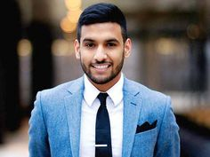 Zaid Ali turned down a role offered to him in a Hollywood movie due kissing scene. <<< *mouth drops open* I love him even more! Sharp Dressed Man, Well Dressed Men, Girl Fashion, Mens Fashion, Suit And Tie, Sport Coat, Stylish Men, Cool Suits, Gq