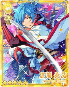Hot Anime Boy, Anime Guys, Boy Character, Character Design, Anime Prince, Star Cards, Japanese Illustration, Cute Anime Pics, Ensemble Stars