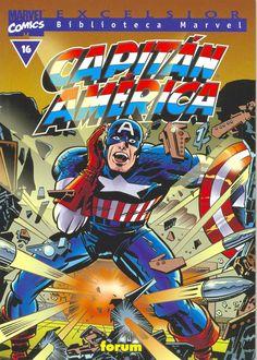 Biblioteca Marvel Capitán América  nº 16