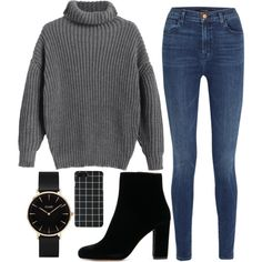 #101 by iamariot7 on Polyvore featuring J Brand, IRO and CLUSE