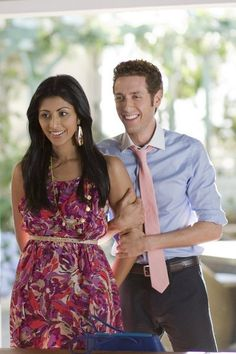 I still (not-so-secretly) ship these two. @Royal Pains being on Netflix has ruined me.