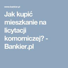 Jak kupić mieszkanie na licytacji komorniczej? - Bankier.pl