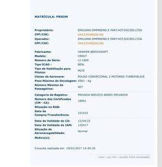 Uma aeronave desapareceu na tarde do domingo 4 de janeiro de 2016,quando sobrevoava Paraty na Costa Verde do Rio de Janeiro. De acordo com a Força Aérea Brasileira (FAB), o avião, era um bimotor King Air modelo C-90, prefixo PP-LMM, que saiu do Campo de Marte às 13h34 e deveria ter chegado a Paraty às