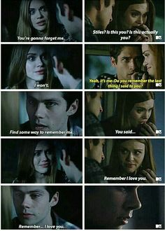 otp, teen wolf, and lydia martin afbeelding