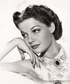 February 1915 – January was an American actress. She worked regularly from 1934 to her death in first in film and later in television. Vintage Hollywood, Old Hollywood Movies, Old Hollywood Glamour, Golden Age Of Hollywood, Hollywood Stars, Hollywood Actresses, Classic Hollywood, Actors & Actresses, Hollywood Divas