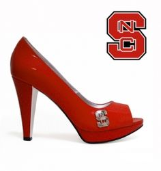 NC State shoes!!!