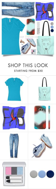 """""""Self power! (5)"""" by samra-bv on Polyvore featuring Calvin Klein, NIKE, RMK and Burberry"""