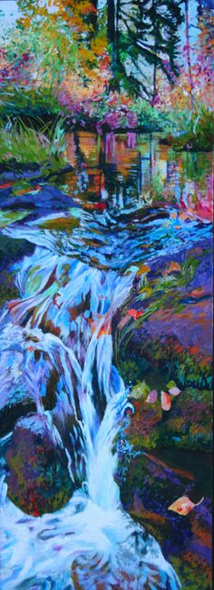 "Saatchi Online Artist: Ellen Dittebrandt; Acrylic, 2012, Painting ""Transition """