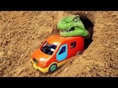 لحفار, الجرار, سيارة الإطفاء, شاحنات القمامة و سيارات الشرطة ومجمو Excavator Toys#265 - YouTube Toys, Youtube, Activity Toys, Clearance Toys, Gaming, Games, Youtubers, Toy, Youtube Movies