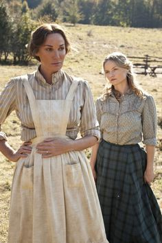 Hatfields & McCoys. Working day clothes & apron