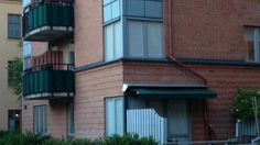 Markiser och balkongskydd | Brf Herden 8