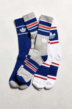 adidas Originals Retro Crew Sock 3-Pack - Urban Outfitters
