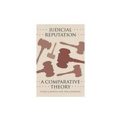 Judicial Reputation (Hardcover)
