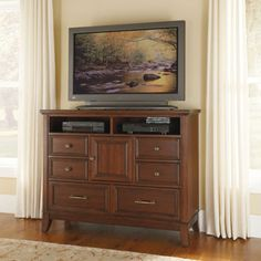 Costco Beckett Entertainment Dresser