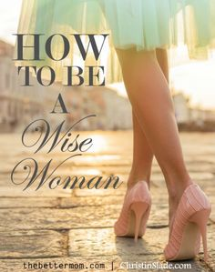 Are you wise? What does it actually look like to be a wise woman? The Bible says we should seek out this virtue, and so we need to know how our lives can be built not on what we have done, but what he can give!