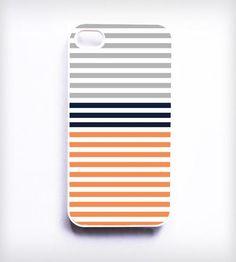 Nautical Stripe iPhone Case.