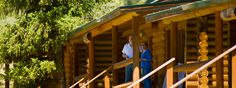 Montana Log Cabins - Yellowstone - Deluxe Accommodations - 320 Guest Ranch