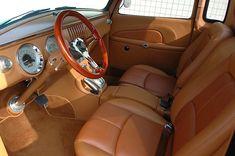 The Valdez's and Son Build: The Valdez's '54 Chevy Pickup - RodAuthority.com