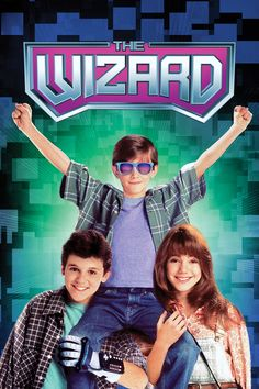 The Wizard Movie Poster - Fred Savage, Jenny Lewis, Luke Edwards  #TheWizard, #FredSavage, #JennyLewis, #LukeEdwards, #ToddHolland, #Comedy, #Art, #Film, #Movie, #Poster