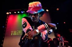 Continuing in their ongoing video series chronicling the history of eyewear in hip hop, The Vintage Frames Company sits down with Atlanta-based emcee Trinidad James. The youngest artist to be featured among the likes of Talib Kweli, Questlove and DJ Jazzy Jeff,