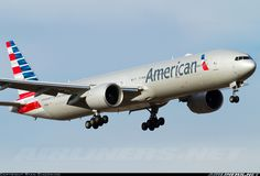 American Airlines N718AN Boeing 777-323/ER aircraft picture