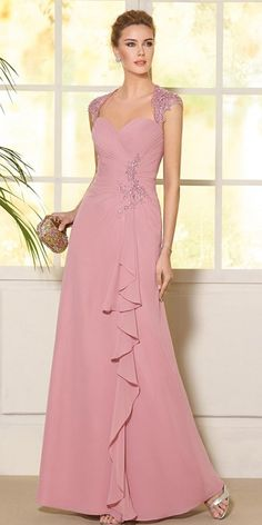 9ea065c1977 Chic Tulle   Chiffon Sweetheart Neckline A-line Mother Of The Bride Dresses  With Beaded