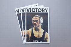 Victory Journal #7 http://victoryjournal.com/