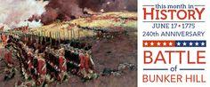 The Battle of Bunker Hill: June 17, 1775 | Fold3 BlogFold3 Blog