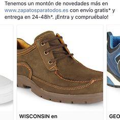 Tenemos un montón de novedades más en www.zapatosparatodos.es con envío gratis* y entrega en 24-48h*. ¡Entra y compruébalo!