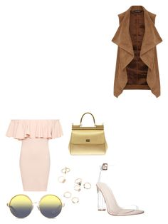 """""""g"""" by natalie20927 on Polyvore featuring Dolce&Gabbana, Dorothy Perkins, Matthew Williamson and WearAll"""