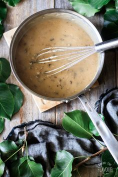 How to Make Homemade Giblet Gravy: an easy Southern Thanksgiving recipe. Use your turkey drippings, Giblet Gravy Recipe, Turkey Giblet Gravy, Turkey Gravy From Drippings, Southern Thanksgiving Recipes, Thanksgiving Gravy, Southern Recipes, How To Make Homemade, Thanksgiving, Recipes