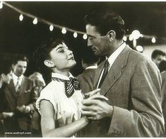 One of the best films ever made. Roman Holiday