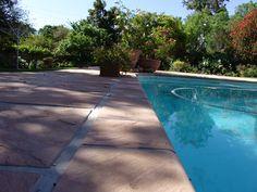Water and Flowers Pool Coping, Best Web, Range, Water, Garden, Outdoor Decor, Flowers, Design, Gripe Water