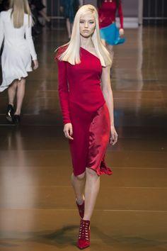 Versace A/W14 @ Milan Fashion Week