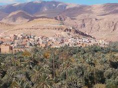 Dades Valley, Morocco, MAR