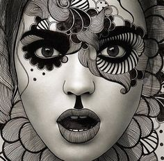 Face art - Page 8 7785994995a29c2b6faee7dad44650f3--night-circus-fantasy-makeup